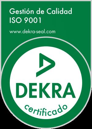Certificado ISO 9001- Lumiplas