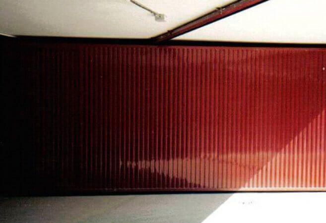 Automatización de puerta batiente de grandes dimensiones (a46)