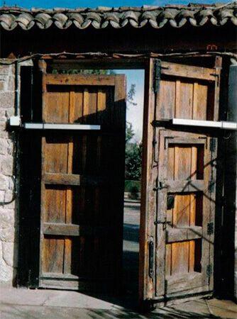 Automatización de cualquier tipo de puerta (a40)