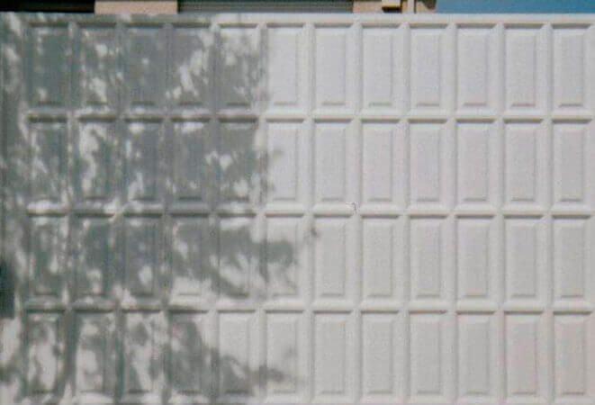 Abisagrada de 1 hoja, en cuarterones de 200×400 juntos (b51)